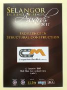 Selangor Excellence Business Award 2017